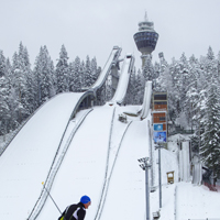 With the arrival of Kojonkoski and the Chinese ski jumping athletes in Kuopio, building of the Chinese national ski jumping team starts – on skis already on Saturday, 3rd November