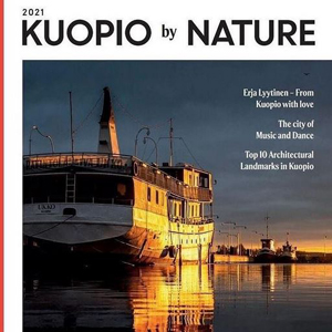The annual Kuopio by Nature 2021 has been published